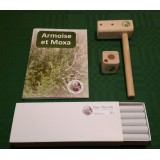 "KIT DE MOXIBUSTION ""d'initiation """
