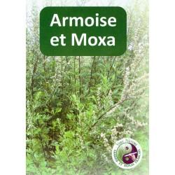 """Folleto """"Armoise y Moxa""""(en francés)"""